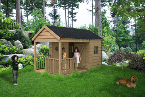 construire une cabane de jardin soi meme. Black Bedroom Furniture Sets. Home Design Ideas