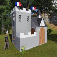 cabane chateau