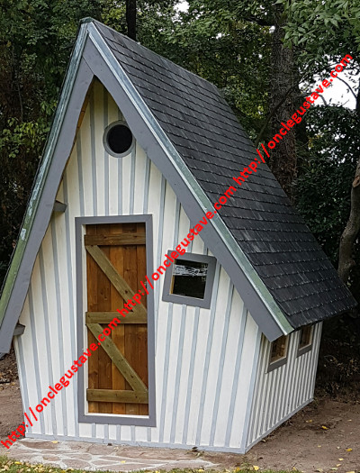 cabane enfant originale