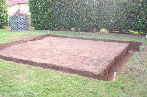 Quelle fondation choisir pour son abri de jardin - Le guide ...