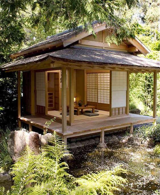 cabane thé japonaise