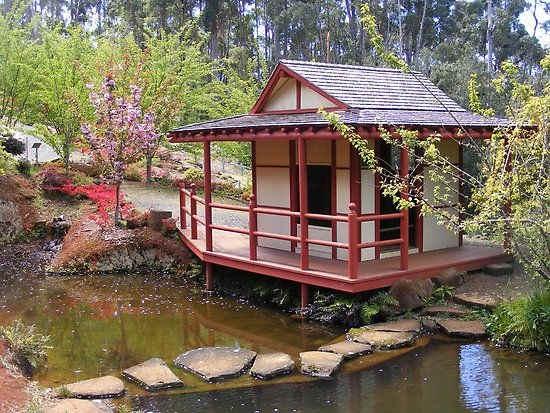 cabane japonaise