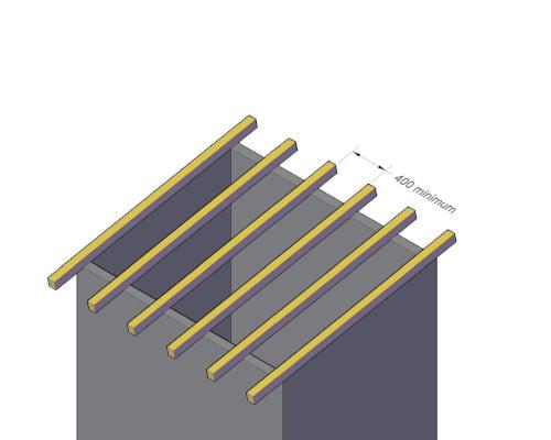comment faire un toit monopent