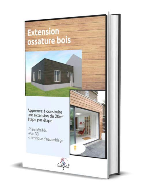 plan pdf extension ossature bois